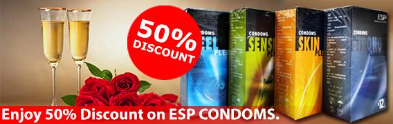 ESP Condoms