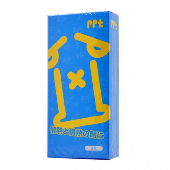 Japan PPT Okamoto condoms Classis / Mint Flavor 7pcs