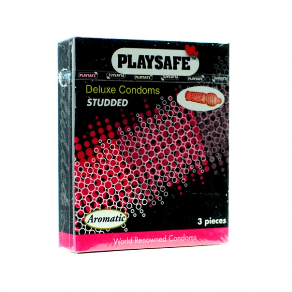 PLAYSAFE FIT-TEX STUDDED - 3's