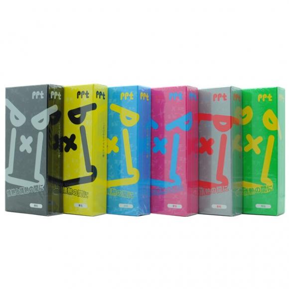 Japan PPT Okamoto condoms 6 in 1 - 42 pcs