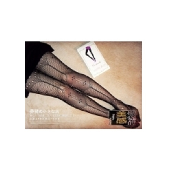 Cinderella Sexy Black Leggings Stocking