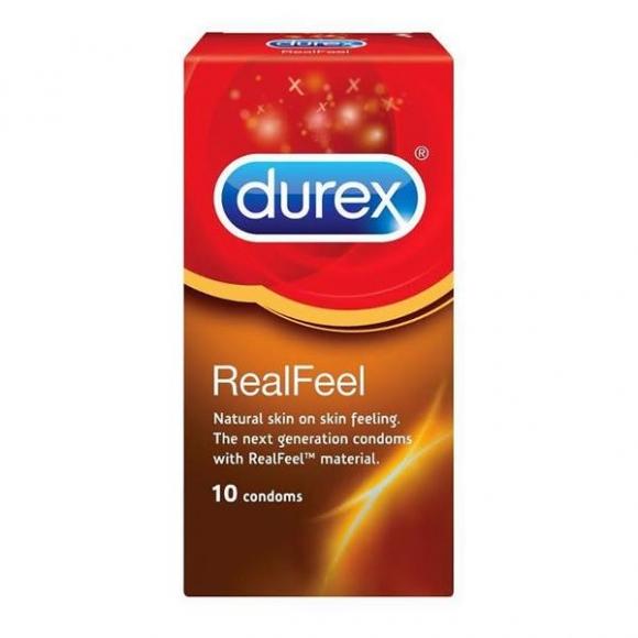 Durex Real Feel Condom 10's