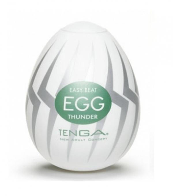 TENGA EGG - EASY ONA-CAP THUNDER