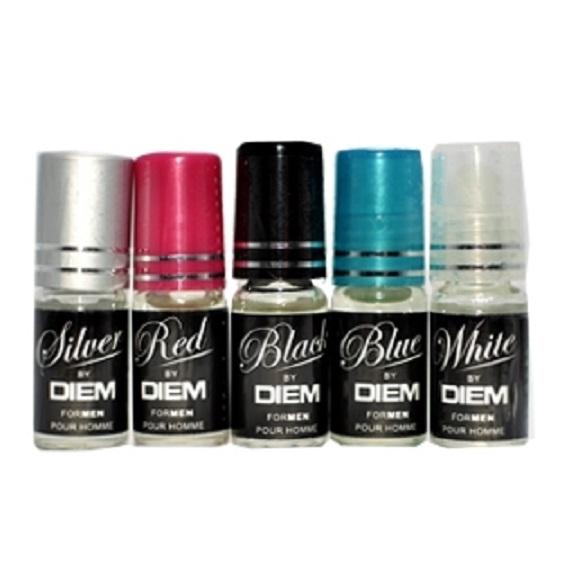 DIEM Perfume Elegant - Masculine Set