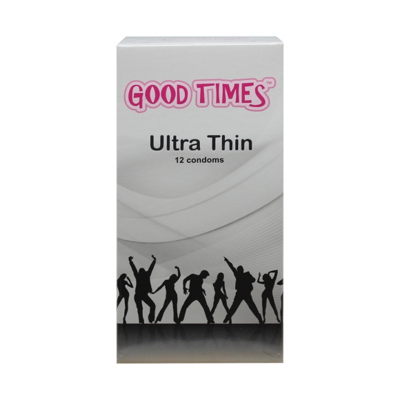 Good Times Ultra Thin condom - 12's