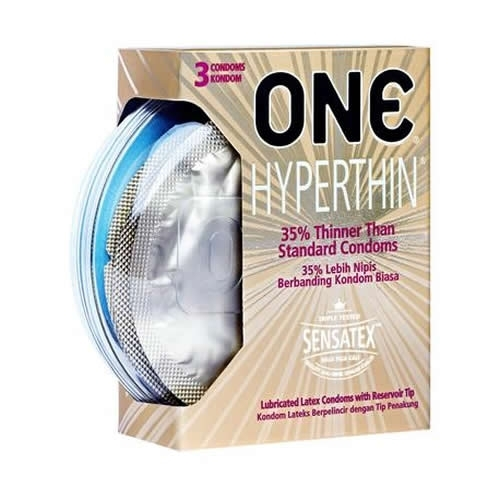 ONE Condom - Hyperthin 3-Pack