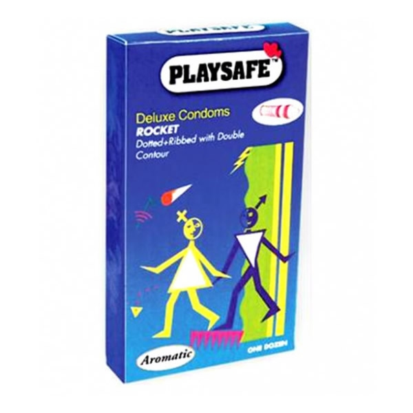 PLAYSAFE ROCKET TYPE - 12's