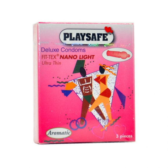 PLAYSAFE FIT-TEX NANO 002 - 3's