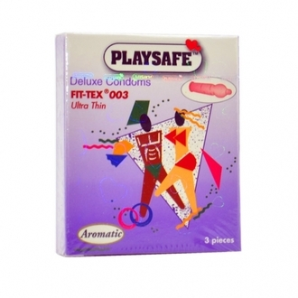 PLAYSAFE FIT-TEX 003 - 3's