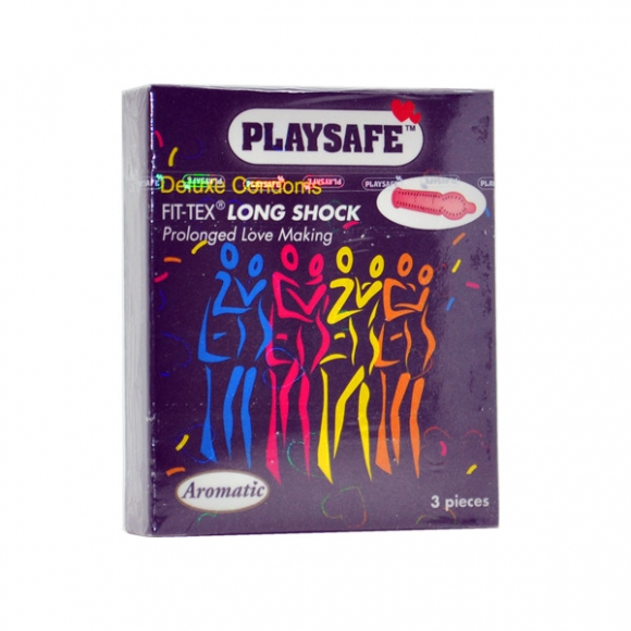 PLAYSAFE FIT-TEX LONG SHOCK - 3's