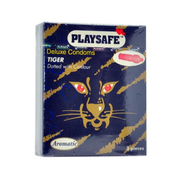 PLAYSAFE TIGER TYPE - 3's