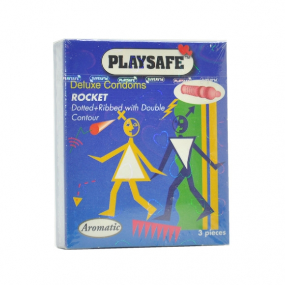 PLAYSAFE ROCKET TYPE - 3's