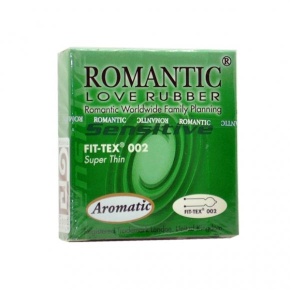 Romantic Love Rubber Quick & Easy Fit Tex 002 - 2's