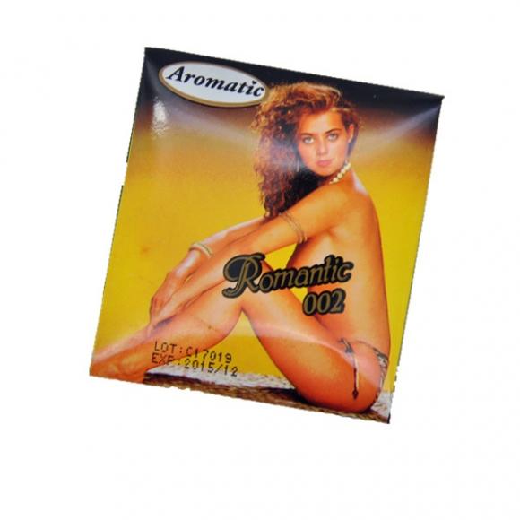Romantic Deluxe Fit-Tex 002 - 3's