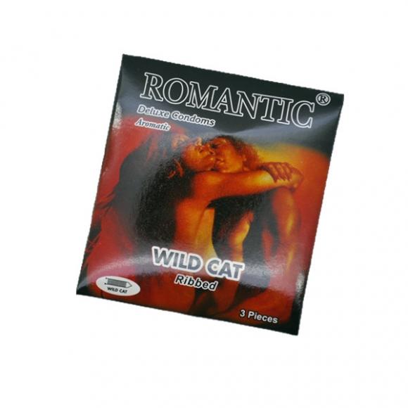 Romantic Deluxe Wild Cat - 3's