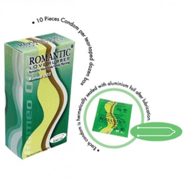Love Rubber Romeo 002 10's