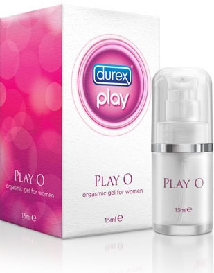 Durex Play O - Orgasmic Gel for Women (15ml)
