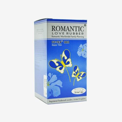Romantic Love Rubber Fit Tex 002 - 24's