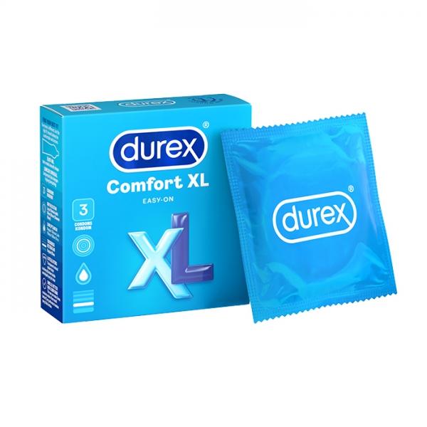 Durex Comfort Condom 3's