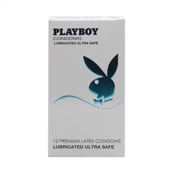 Playboy Lubricated Ultra Safe 12 Pack