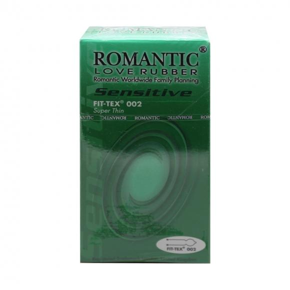 Romantic Love Rubber Quick & Easy Fit Tex 002 - 10's