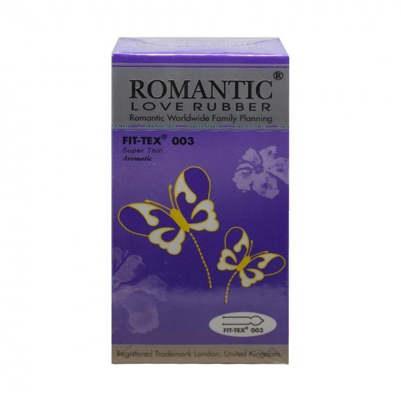 Romantic Love Rubber Fit Tex 003 - 12's
