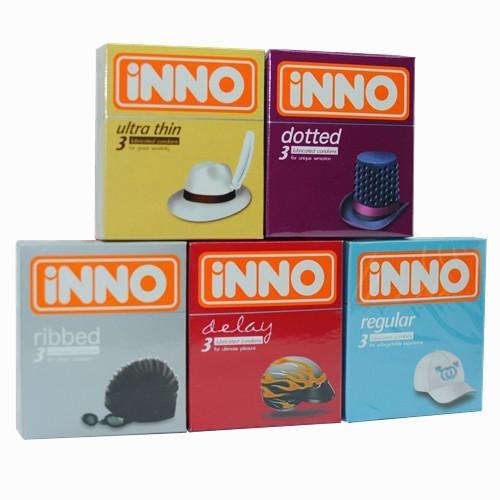 iNNO 5 in 1 Condom 15's