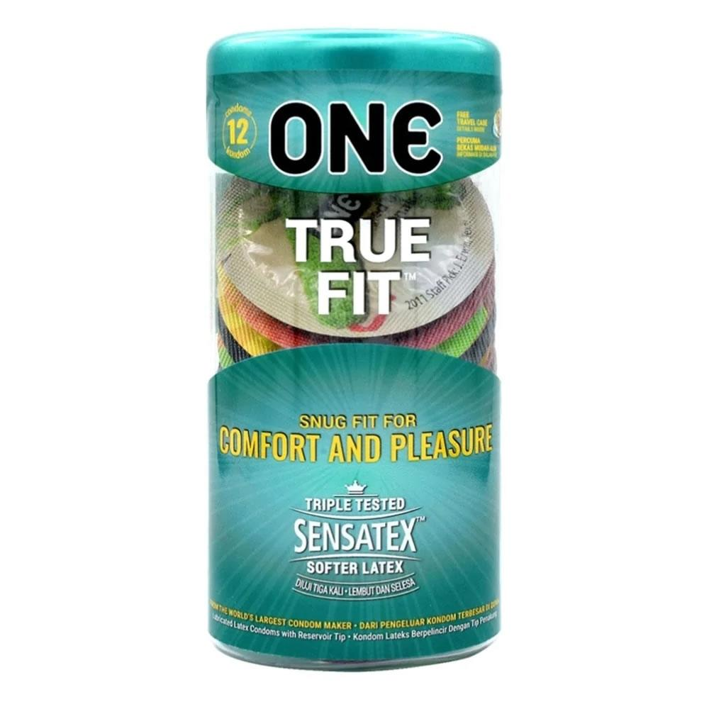 ONE Condom - True Fit 12 - Pack