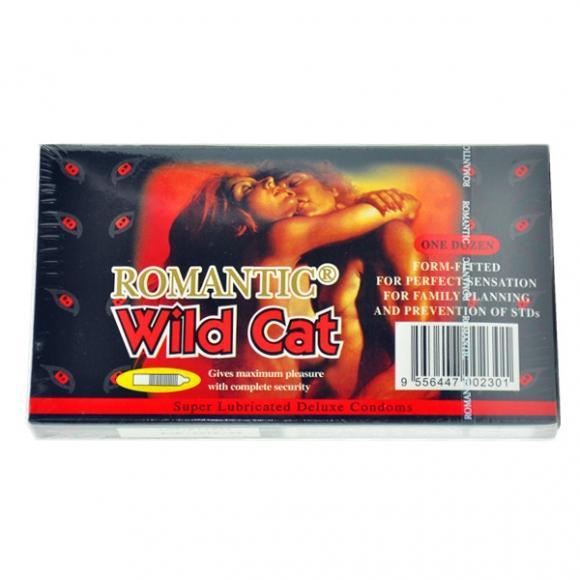 Romantic Deluxe Wild Cat - 12's