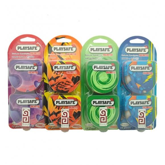 PLAYSAFE QUICK & EASY 4 in 1 COMBO - 40's