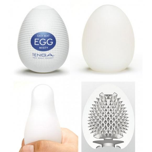 TENGA EGG - EASY ONA-CAP MISTY