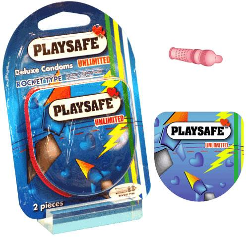 PLAYSAFE QUICK & EASY ROCKET 2's