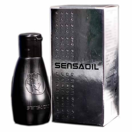 SENSAOIL -25 ml  (PENIS ENLARGEMENT OIL)
