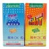 OKAMOTO DOT DE HOT and DE COOL Condom - 20's