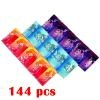 520 Brand New 3 in 1 Easy Pack Condom / Kondom, 3 types total 144 pcs
